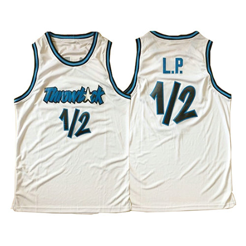 Camiseta nba Orlando Magic LP Hombre Blanco