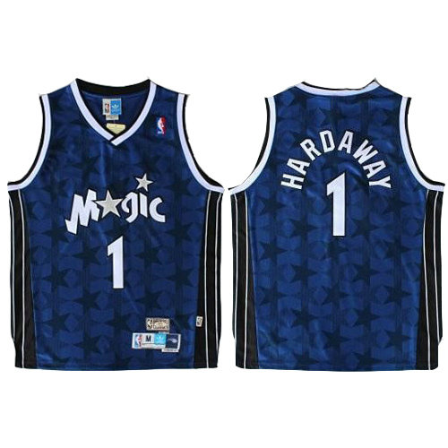 Camiseta nba Orlando Magic Penny Hardaway Hombre Azul
