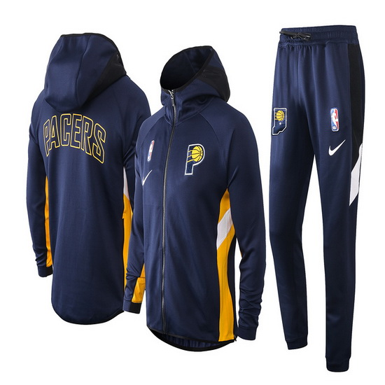 Chandal nba Indiana Pacers nba Showtime Hombre Nike Azul